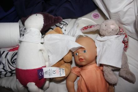 Poppy's Dolly Hospital