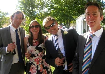 Nick, Kate, Butsy & Gus
