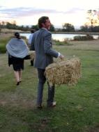 BYO Bale of hay
