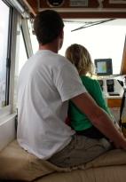 Nick and his girl
