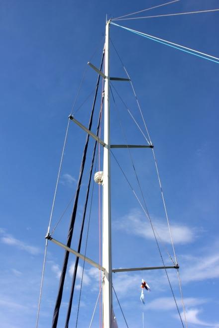 Mistraal's mast
