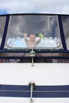 Woo Hoo - let's go boating!
