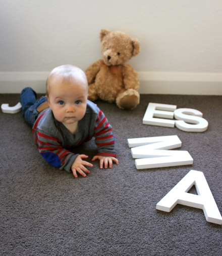James - 9 Months old