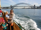 Ferry to Taronga Zoo