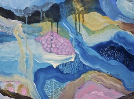 Rosetta Santucci - Blue storm