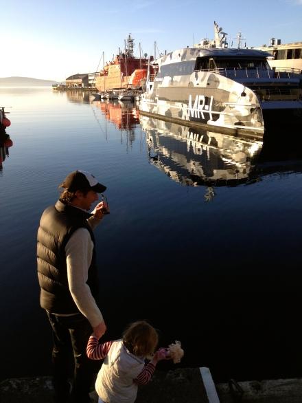 Watermans Dock - Hobart