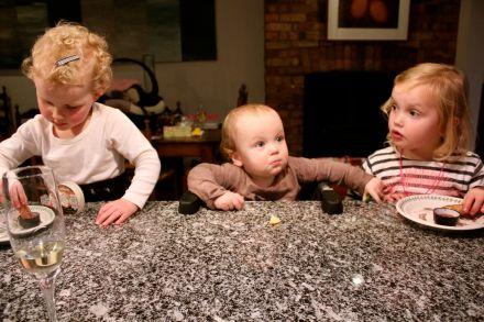 Maggie, James & Poppy