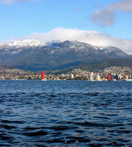 Winter in Hobart
