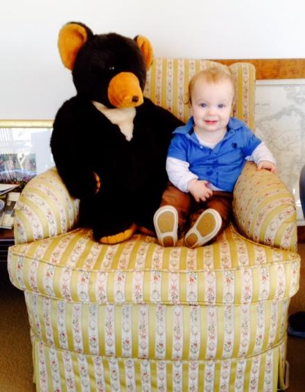 Big Bear & James