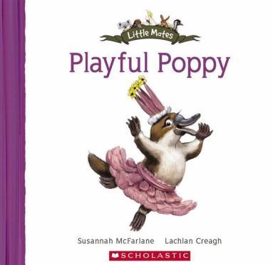 Playful Poppy