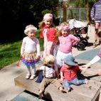 Playground dress-ups