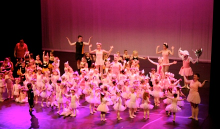 Angelina Ballerina Recital
