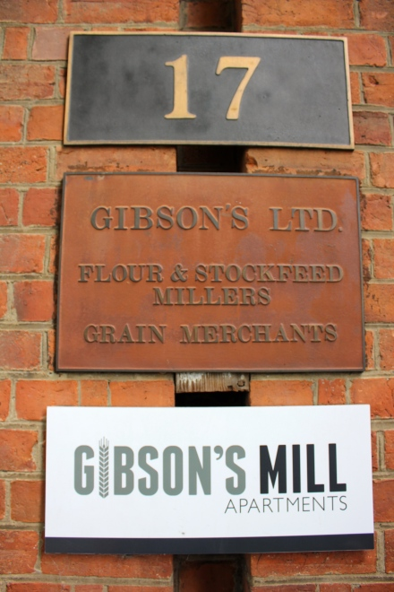 Open House Hobart - Gibsons Mill