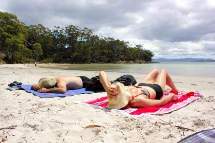 Jetty Beach - Bruny Island - 07