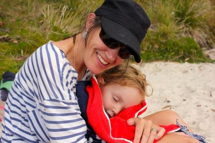 Jetty Beach - Bruny Island - 25