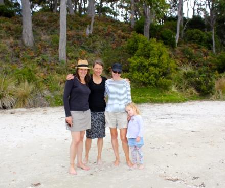 Jetty Beach - Bruny Island - 35