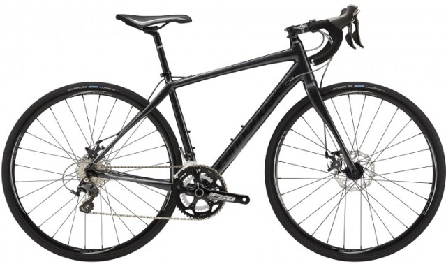 Cannondale Womens Synapsis Disc 105 5