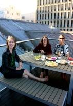 Janey, Clare & Jen