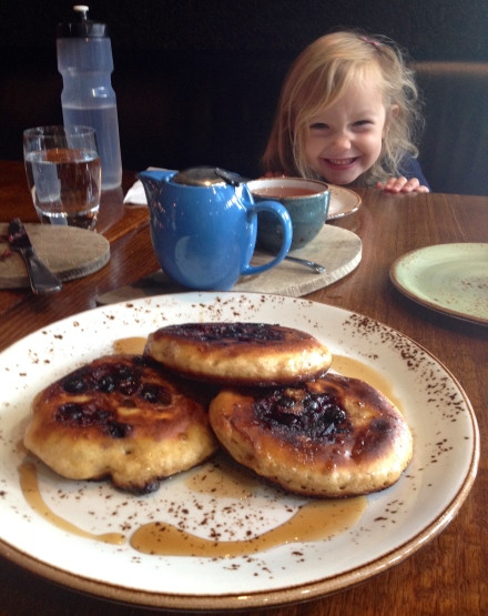 Breakfast at Smolt