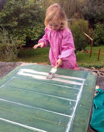 Painters Apprentice
