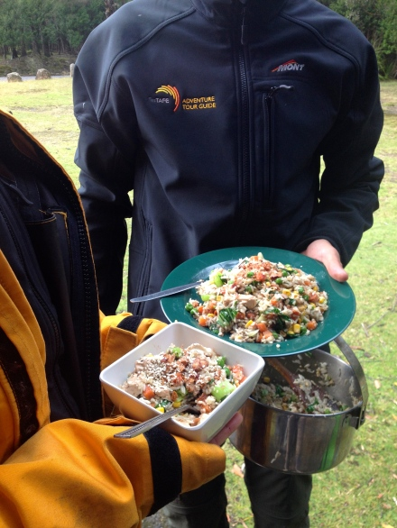 Provide Outdoor Catering
