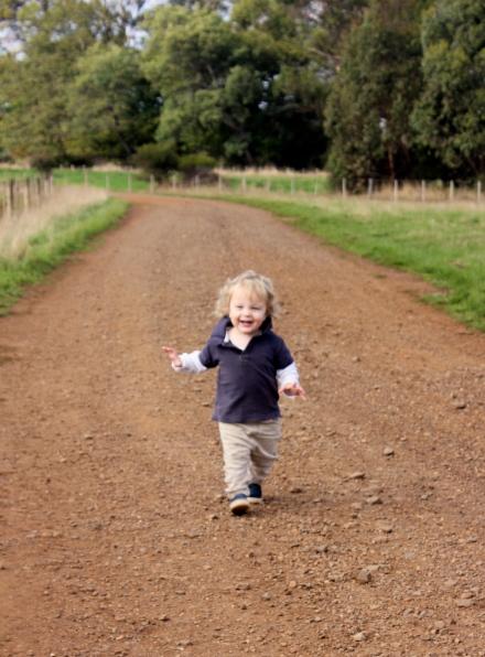 James on Mill Farm