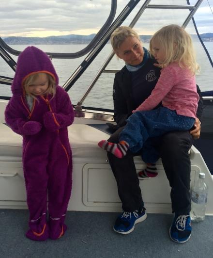Poppy, Vibeke & Julie