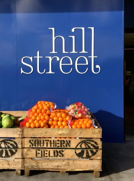 Hill Street Grocer