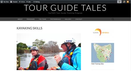 Tour Guide Tales
