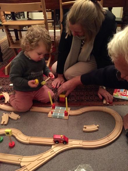 New train set