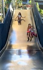 Slide action