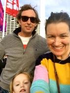 Nicko, Popsy and I