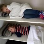 Cupboard cuddles