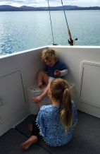 Tickles at Partridge Island