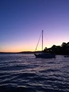 Sunset at South TInPot