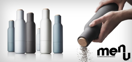 Menu Salt & Pepper Grinders