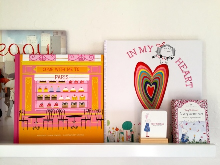 Poppy's Book Shelf