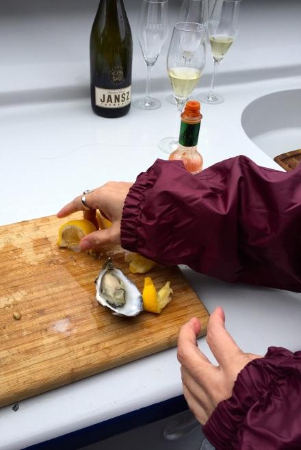 Seafood Seduction