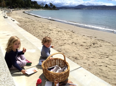 Picnic at Long Beach