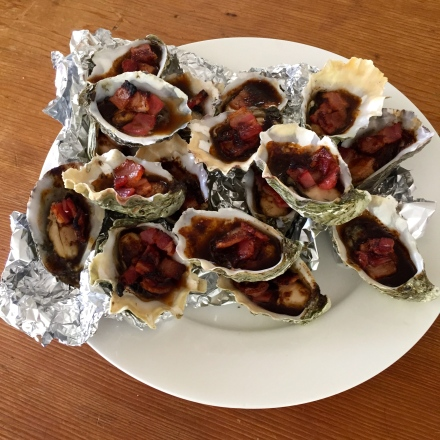 Oysters at Home