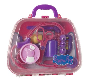 Peppa Pig's Doctors Case