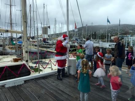 Santa at RYCT