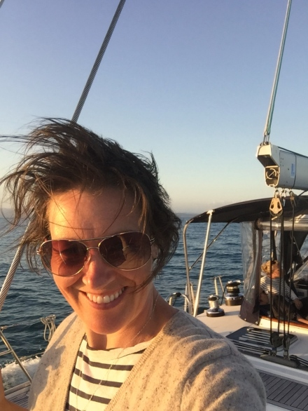 Crazy Yacht Hair