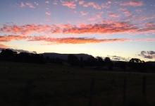 Bracknell Sunset