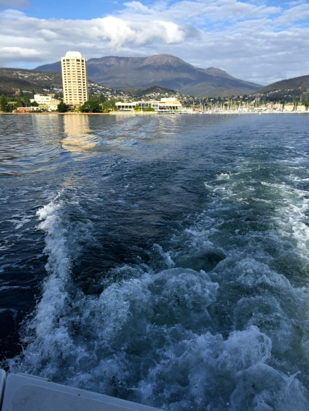 Goodbye Hobart