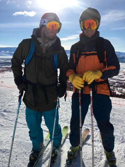 Pat & Nick