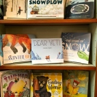 Great snowy kids books