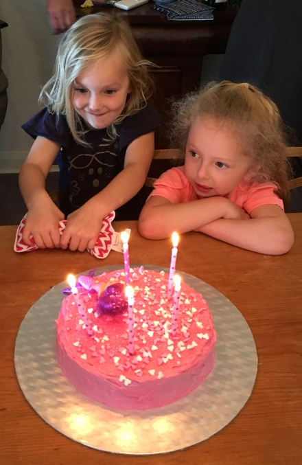 Poppy's 5th Birthday