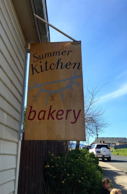 Summer Kitchen Bakery