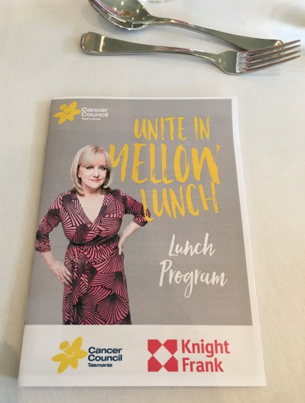 Unite in Yellow Lunch